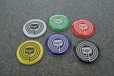 6x NFC TAG CON Mifare Classic ® CHIP - 1k 3d Adesivo/adesivi 6 diversi colori