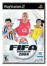 SONY PlayStation 2 PS2 FIFA Soccer 2004 (COMPLETE)