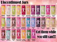 Discontinued/Limited Edition Pink Zebra Sprinkles Soy Wax Jars - HARD TO FIND