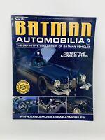 "BATMAN AUTOMOBILIA COLLECTION #7 ""BATMAN #575"" EAGLEMOSS MAGAZINE"