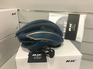 HJC Ibex Aerodynamic Road Helmet 51-56cm Size S (Matt-Teal Bronze)