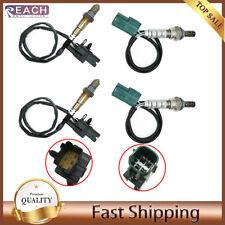 4pcs AFR Oxygen O2 Sensor 1, 2 For 04-06 Nissan Titan V8 5.6L 05-06 Armada 5.6L