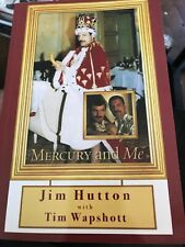 Mercury and Me by Jim Hutton Freddie Queen Book 2013