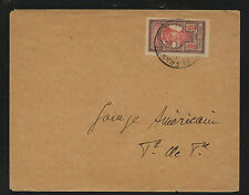 Martinique  67  on  cover  local  use         MS1122