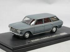 Milena Rose - 1961 Fiat 1300 Familiare - Grigio Medio - 1:43 Limited Edition