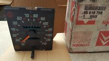 Citroen BX Speedometer RHD 95618759 NEW GENUINE