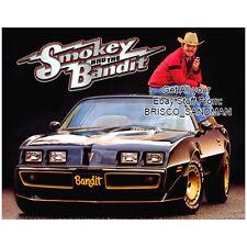 Fridge Fun Refrigerator Magnet SMOKEY & THE BANDIT - Burt Reynolds Trans Am v:B