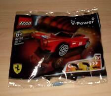 Lego Racer 30193 Ferrari 250 GT Berlinetta Shell V-Power Tütchen rot Neu OVP