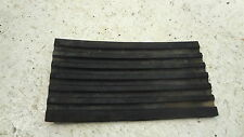 1972 Suzuki GT750 Water Buffalo Kettle GT S344. rubber battery pad mount