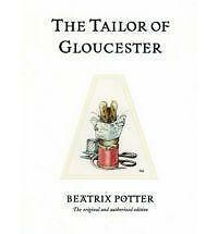 **NEW HB** The Tailor of Gloucester by Beatrix Potter (Hardback, 2002)