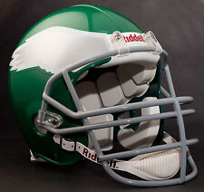 RON JAWORSKI Edition PHILADELPHIA EAGLES Riddell AUTHENTIC Football Helmet NFL