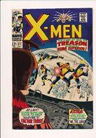 X-Men #37 Oct. 1967: VF+ 8.5