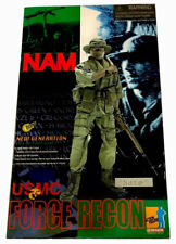 USMC Vietnam Nate Force Recon New Generation Life Action Figure 2001 Mint In Box