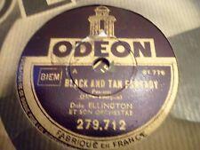 "10"" - 78 RMP DUKE ELLINGTON - Black and tan fantasy - ODEON - 279.712 - FRANCE"