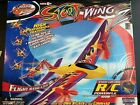 Stunt Wing Z RC Remote Control Airplane by Extreme Stunt New in Box Yellow