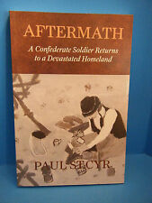 Aftermath by Paul StCyr (2016, Paperback) New