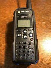Motorola DTR550 Digital Portable 2 Way Radio 900MHz Walkie Talkie