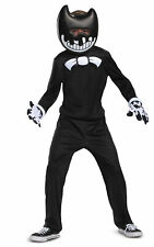 Inky Classic Child Costume Boys NEW Bendy