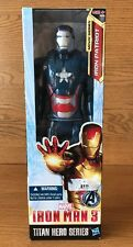 Marvel Iron Man 3 Avengers Interactive IRON PATRIOT Titan Hero Series - Ages 4+