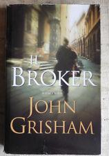 John Grisham - Il broker ROMANZO