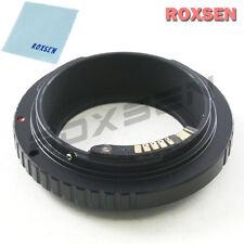 Roxsen EMF AF Adaptateur pour tamron adaptall 2 ad 2 lentille pour canon eos mount 5d iii