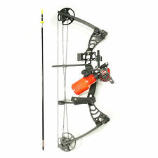 SAS Scorpii Compound Bowfishing Bow Winch Pro Reel with Line Package Arrow, Rest