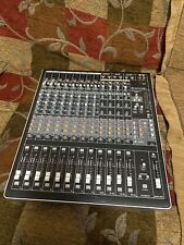 Mackie Onyx 1620I Recording Mixer / Even works with Mac M1 computers!