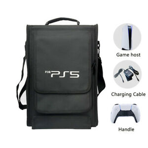 For PS5 Travel Carrying Case Storage Bags Game Console Protective Cover Handbag