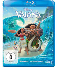 Disney Vaiana (Blu-Ray, 2017, Deutsche)