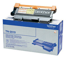 Original Toner für Brother DCP-7055w 7057 HL-2130 2132e 2135w TN-2010 Schwarz