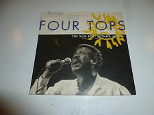 "FOUR TOPS - The Sun Ain't Gonna Shine - 1989 UK Scarce 2-track 7"" Vinyl Single"