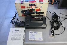Master System II con Caja Cableado Mando e Instrucciones Funcionando Sega