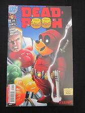 Dead Pooh #1 VF/NM deadpool winnie the pooh Parody Signed 1ST PRINTING 2012
