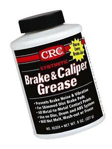 CRC 05359 Brake Caliper Synthetic Grease - 8 Wt Oz 8 Ounce