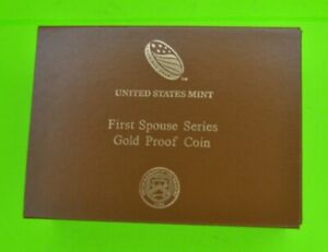 2015-W $10 Gold First Spouse Jacqueline Kennedy Proof (JQ5)