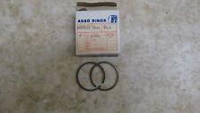 NOS Piston Ring Set Benelli 50CC Dynamo Buzzer Fireball Wards Ben-01