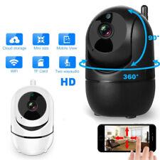 1080P CCTV IP NETZWERK CAMERA ÜBERWACHUNGSKAMERA Indoor FUNK WLAN DOME DHL