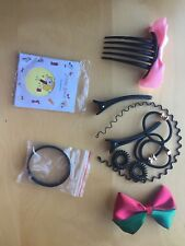 Hair Style Accessories Hair Makeup Tools Kits Hair Tools for Women Girl  Mirror