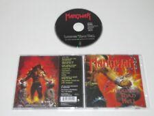 MANOWAR/LOUDER THAN HELL (GEFFEN GED 2492-5) CD ALBUM