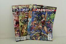 DC COMICS JUSTICE LEAGUE BUNDLE OF 32. 0-23.4, 33-36. 43    #ET#