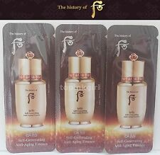 10pcs x WHOO Ja saeng Essence, Self Generating Anti Aging Essence New Version