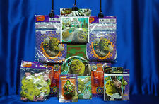 Shrek Party Set # 15 Shrek Party Supplies Napkins Plates Candle Centerpiece