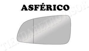 CRISTAL RETROVISOR OPEL ASTRA H 2004-2008 ASFERICO