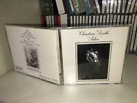 CHRISTIAN DEATH CD ASHES PERFETTE CONDIZIONI SOM 209 - 2007