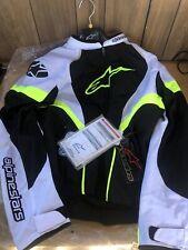 BRAND NEW Alpinestars T-GP Plus R Air Motorcycle Jacket Size XL