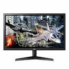 "LG 24GN50W-B 24"" Full HD 1920 x 1080 HDMI 144Hz 1ms Computer Gaming Monitor"