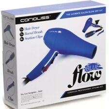 Corioliss Blue Flow Kit Professional Hair Dryer Blow Dryer 🇪🇸🇫🇷🇩🇪
