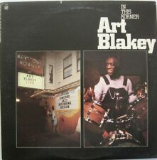 Art Blakey: In This Corner LP Concord # CJ-68 First Press '78 Release