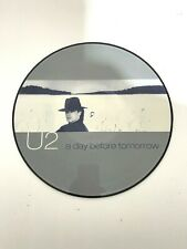 U2 ‎– A Day Before Tomorrow LP Vinyl Picture Disc Ultra Rare 1983 LT ED