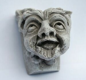 Medieval Goblin Gargoyle Mythical Creature Cathedral Carving Stone Gothic Gift